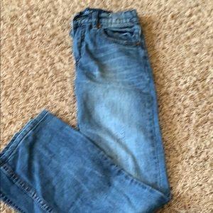 Boy's flypaper jeans